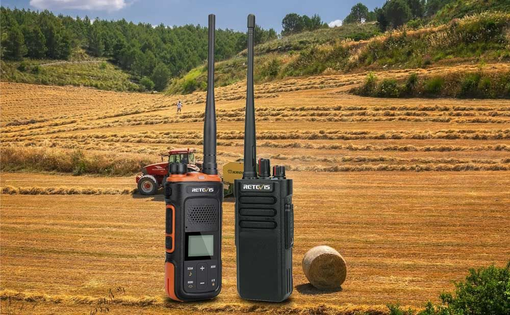 farm use radio