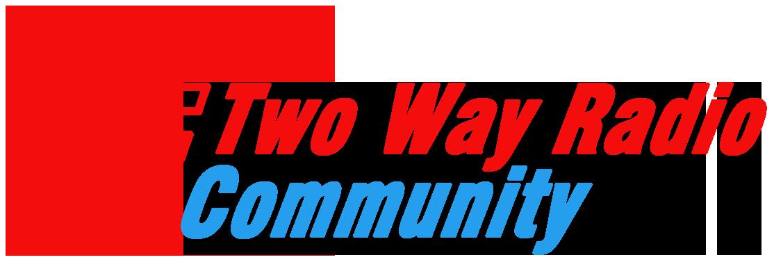 Two Way Radio Community