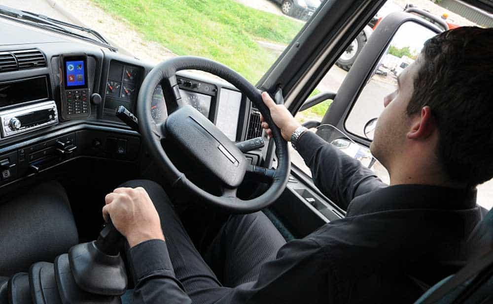 RB21 walkie talkies for truck drivers