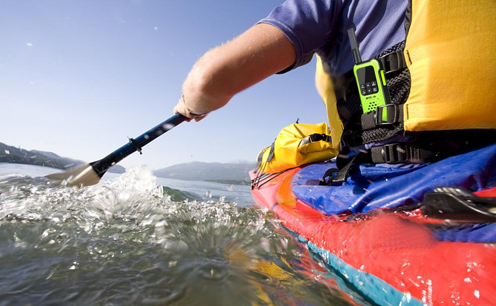 RT49P is an important tool for every kayaker