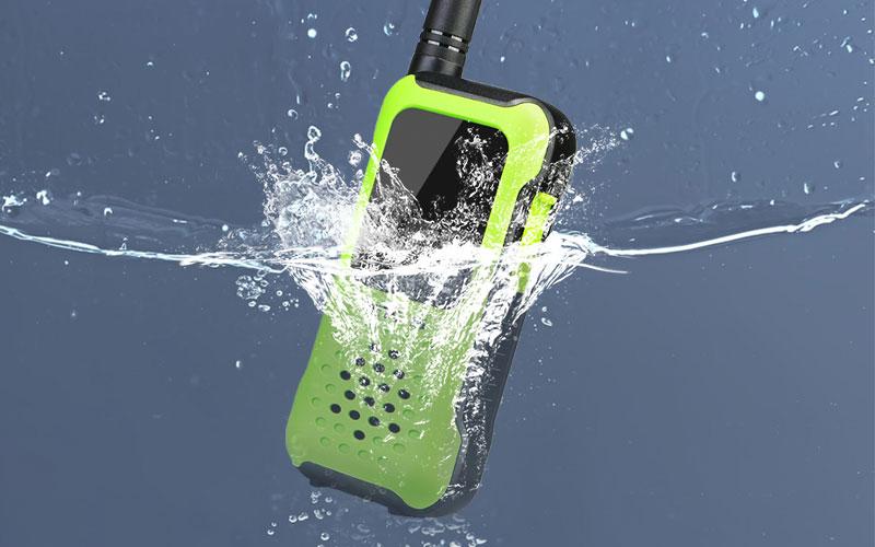 IP67 waterproof of RT49P/RT649P