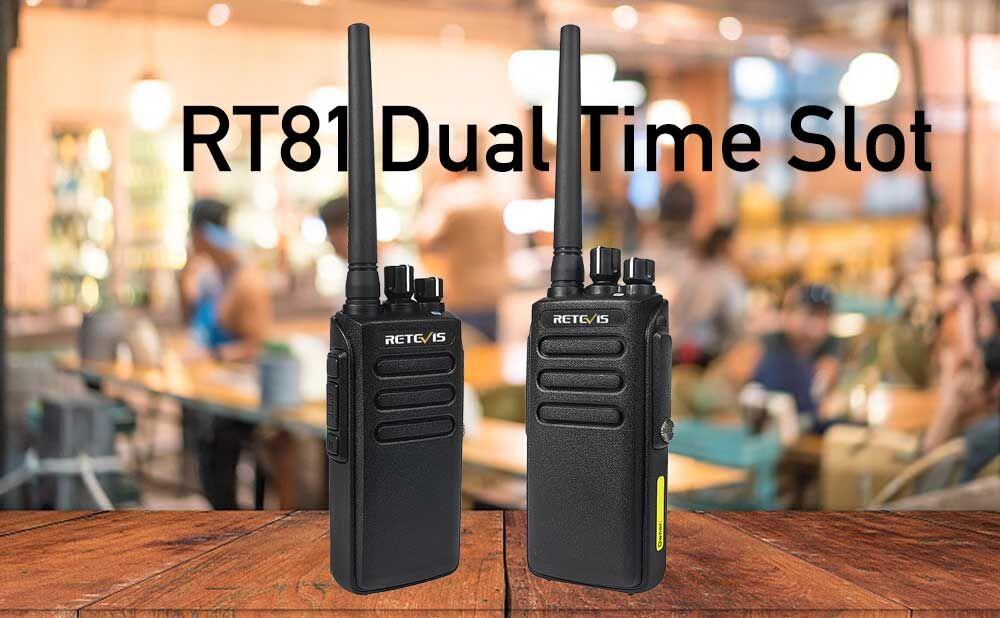RT81 dual time slot