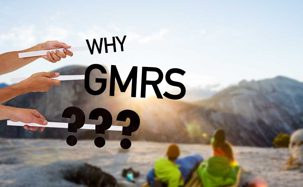 GMRS radios are so popular