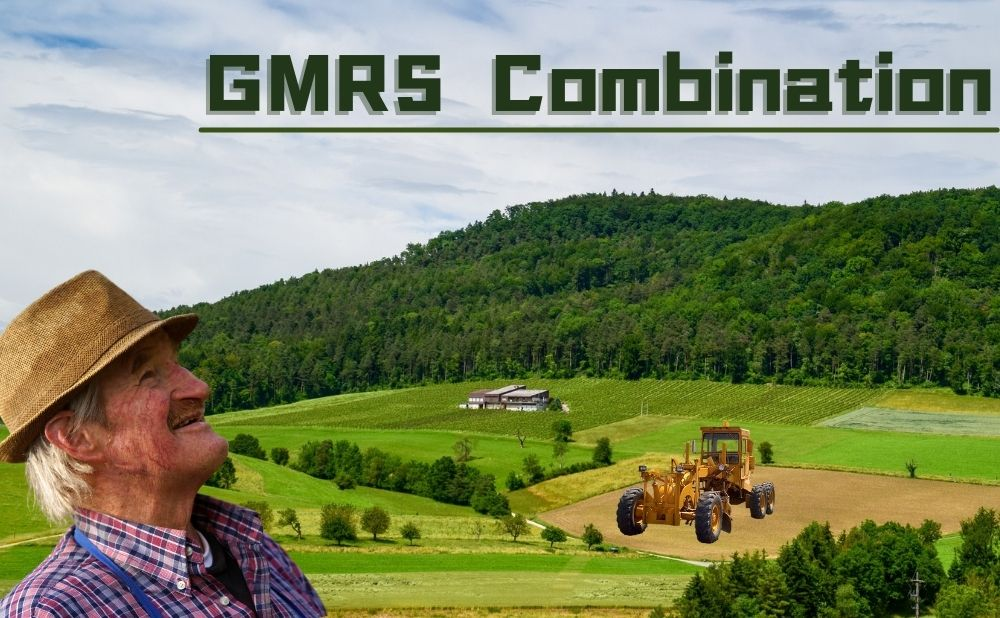 GMRS Combination for argriculture