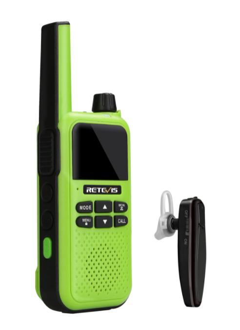 RA19 bluetooth walkie talkie