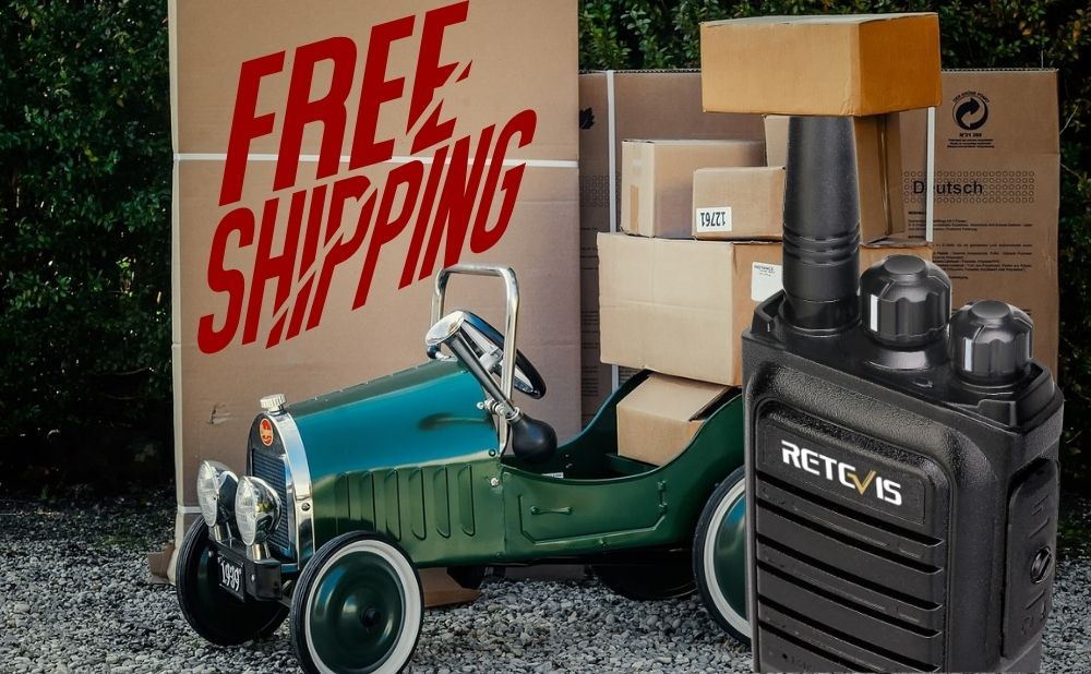 free shipping and shipping cost