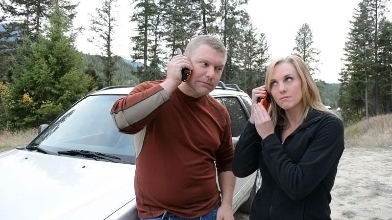 Step 1 to find best walkie talkie Usage scenario
