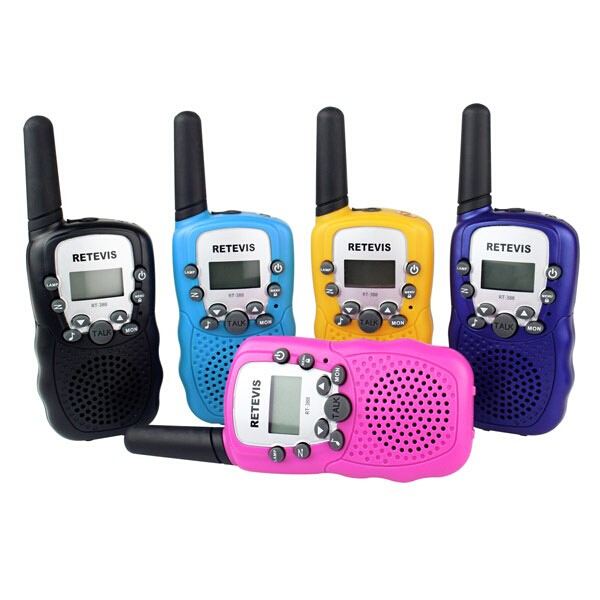 Retevis RT388 free license PMR446 walkie talkie