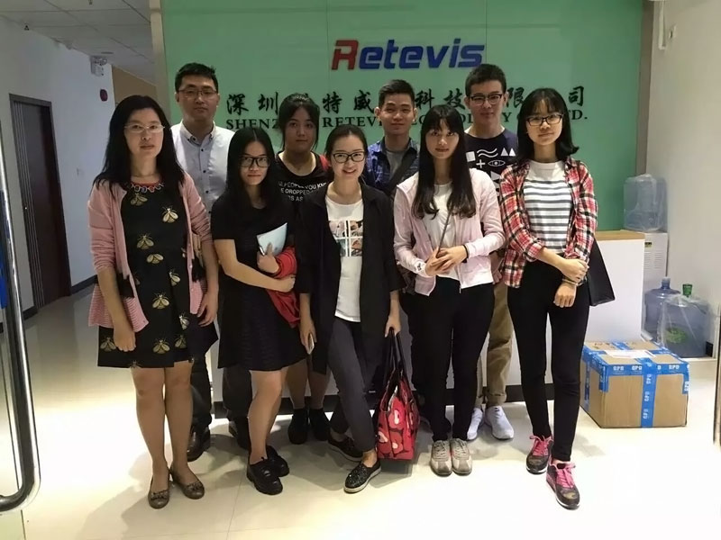 Retevis University-enterprise Cooperation