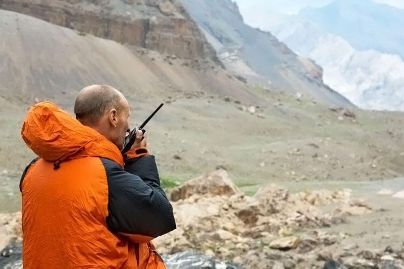 Step 3 to find best walkie talkie Distance range