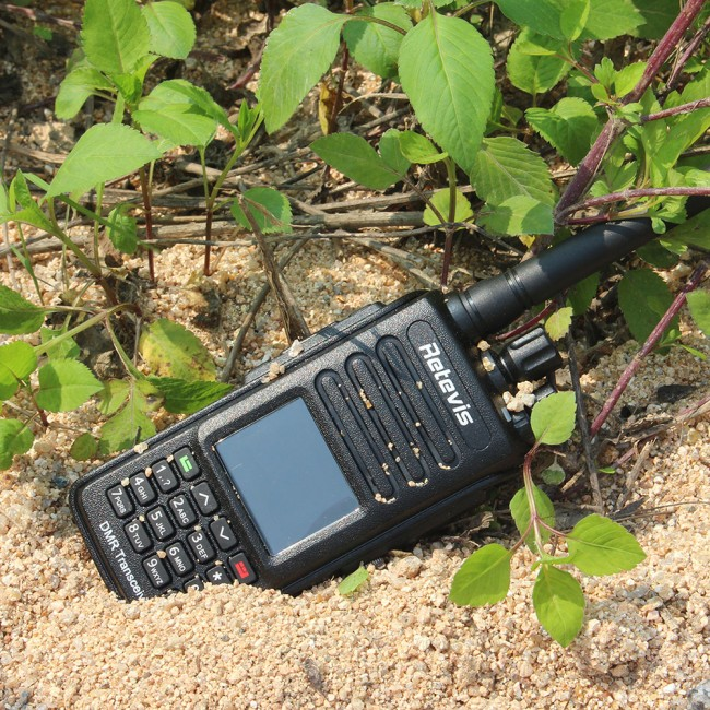 IP67 Waterproof Dustproof DMR Digital Radio