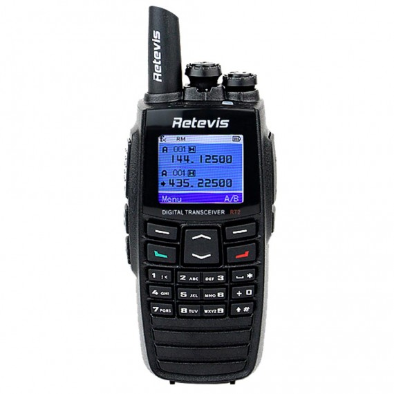 Retevis dPMR RT2 digital radio