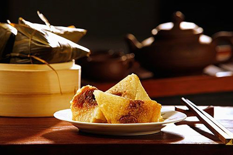 Dragon Boat Festival of zongzi