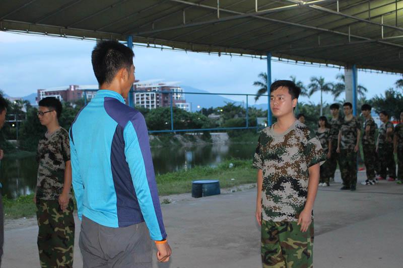 Night Fight Training
