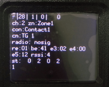 RT3 MD380TOOLS 8 RT3 + MD380 Tools Firmware,Give you a different DMR radio experience !