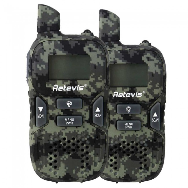 RT33 kids walkie talkies