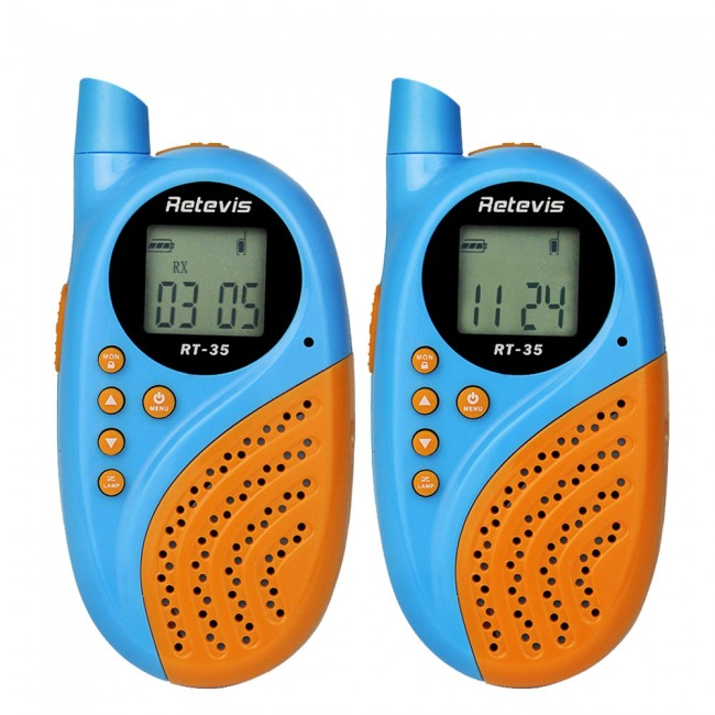 RT35 kids walkie talkies