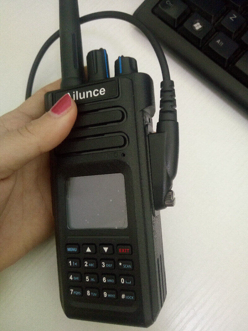 Downloads - Chinese two way radio - Ailunce HD1 Firmware Update