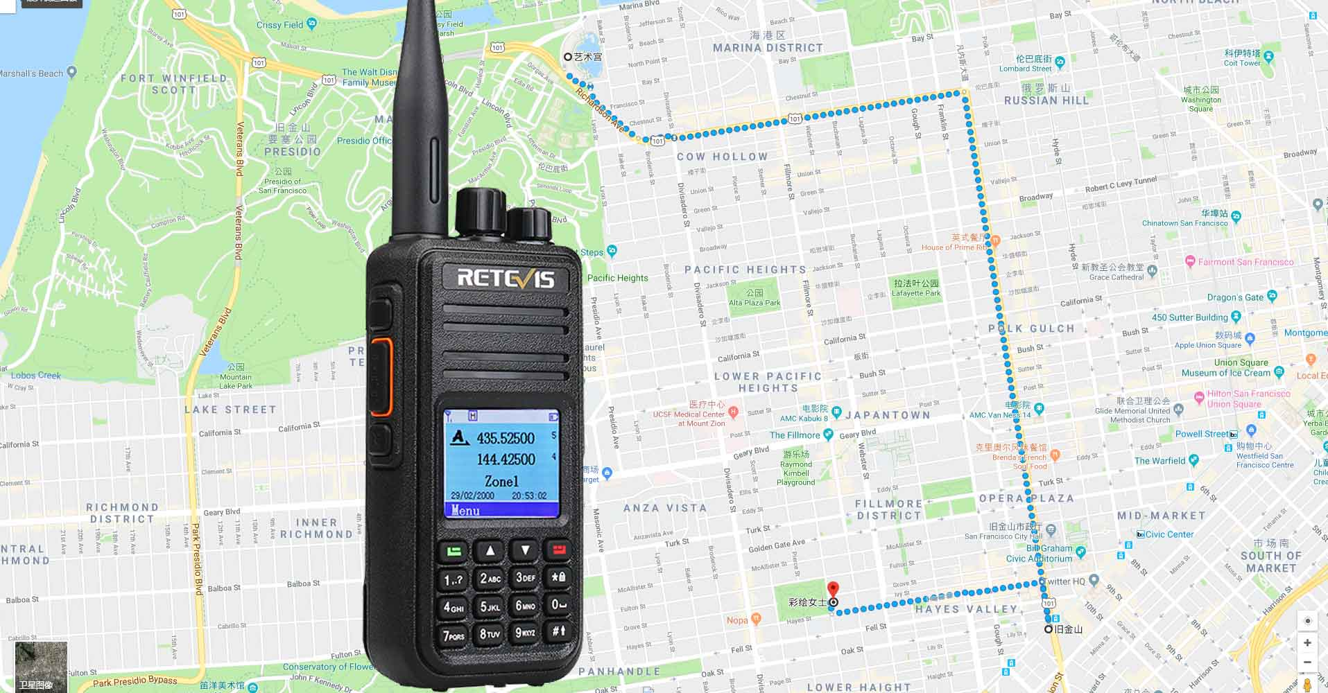 RT3S APRS