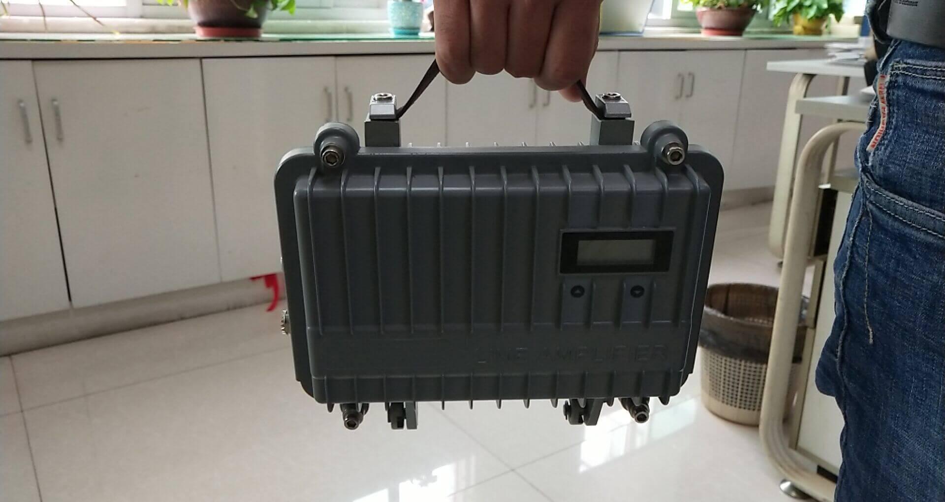 RT97 analog repeater