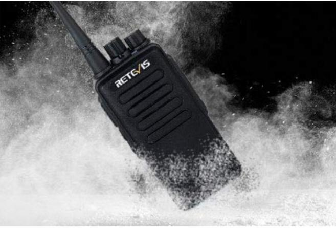 RT1 walkie talkie