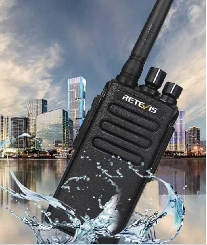 Rt81 walkie talkie