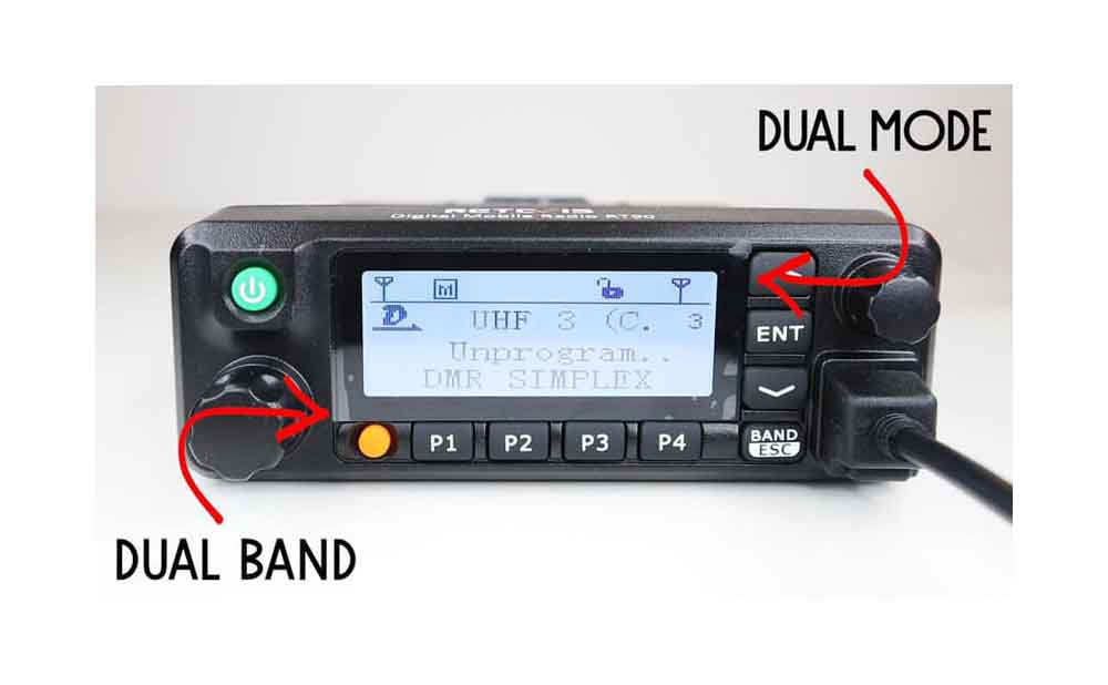 Review: What are the functions of Retevis RT90 Mobile Radio