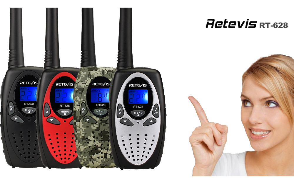 RT628 The best toy walkie-talkie for kids - Retevis Blog