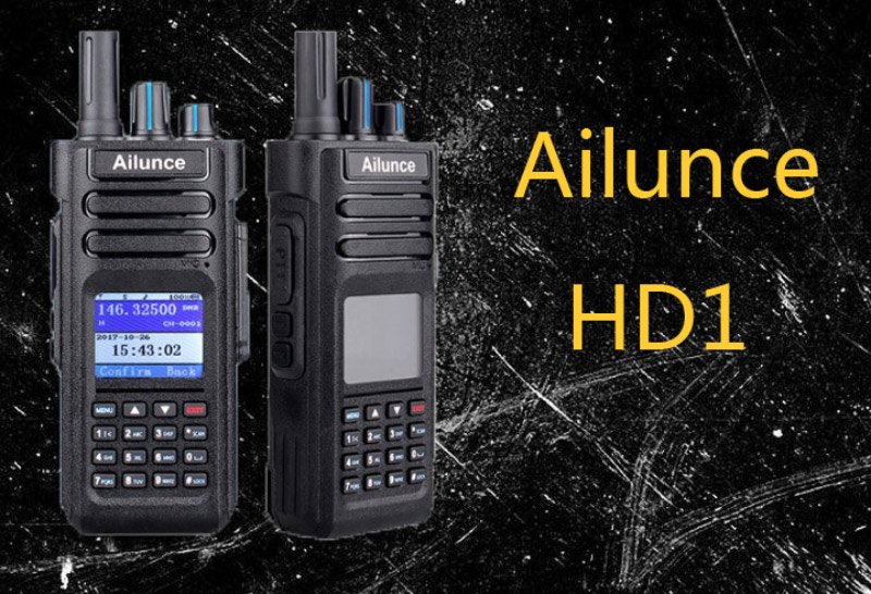 The Important Function of Ailunce HD1 - Retevis Blog