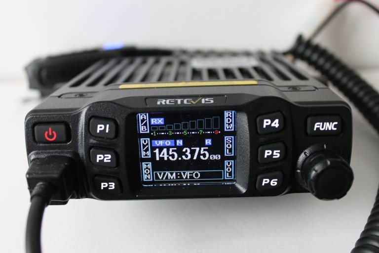 Retevis RT95 Dual Band FM Mobile Transceiver Review - Retevis Blog