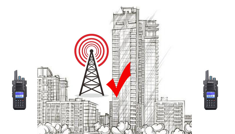 How to extend the radio communiction distance? - Retevis Blog