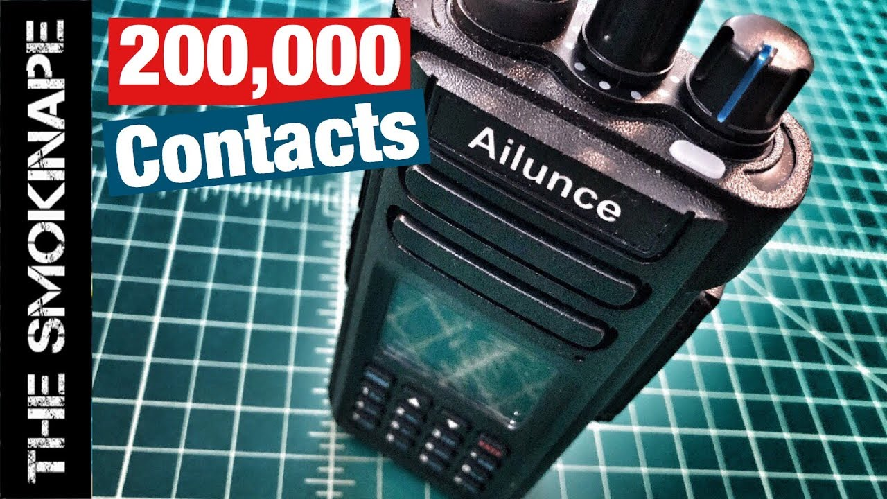 Ailunce HD1 Firmware v1 5 8 Update-Support 20,0000 contacts