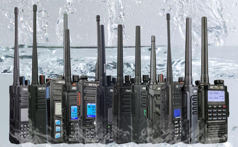 Retevis IP67 RADIOS