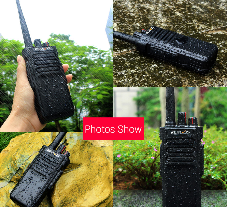 Why should you buy Retevis RT29 two way radio?