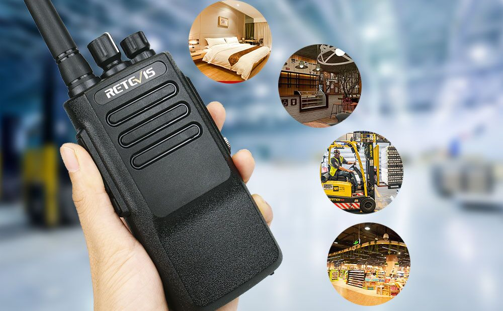 Choose the Right DMR radio for your business - Retevis Blog