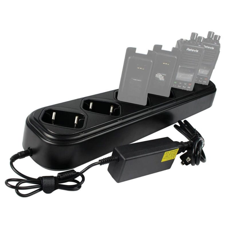 rapid charger for 6pcs RT81