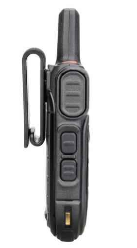 vibration function walkie
