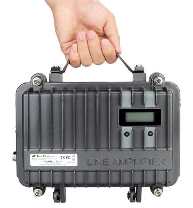 GMRS analog repeater