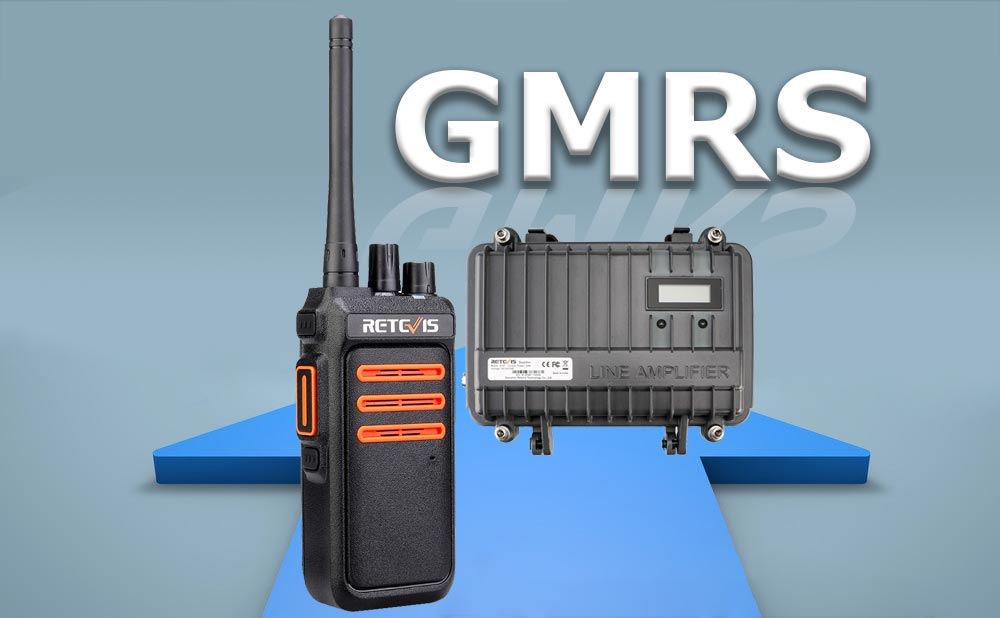 GMRS repeater