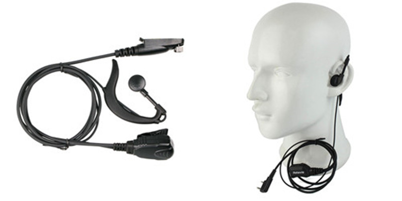 main accessories for HD1-earpiece