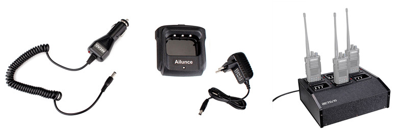 main accessories for HD1-charger