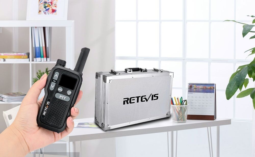 portable walkie talkie storage case
