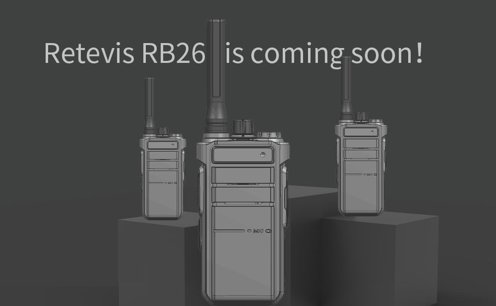 Retevis RB26 GMRS Radio