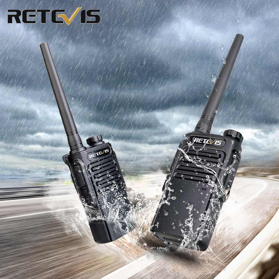 Retevis RT47 two-way radio