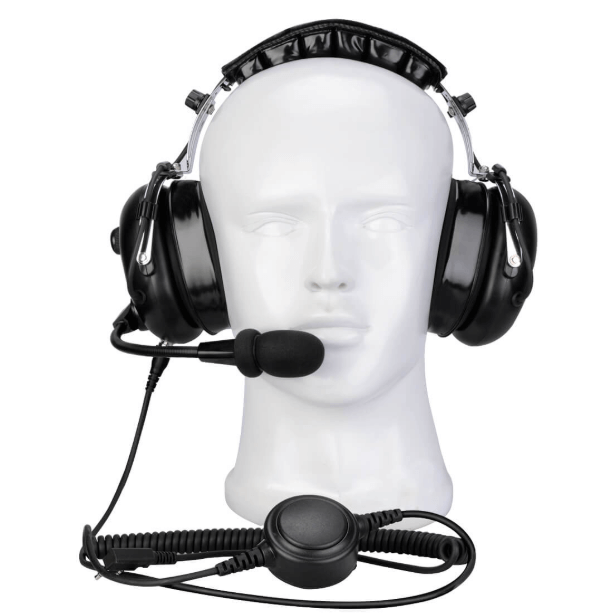 noise-canceling headset