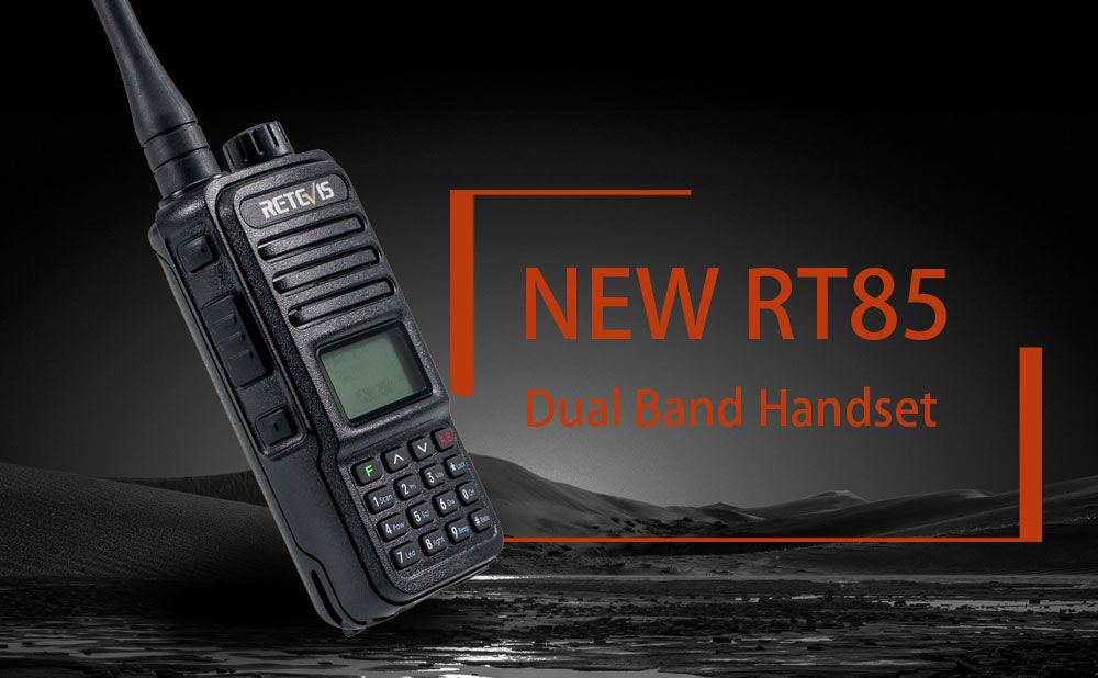 Retevis RT85 Entry Level Amateur Radio