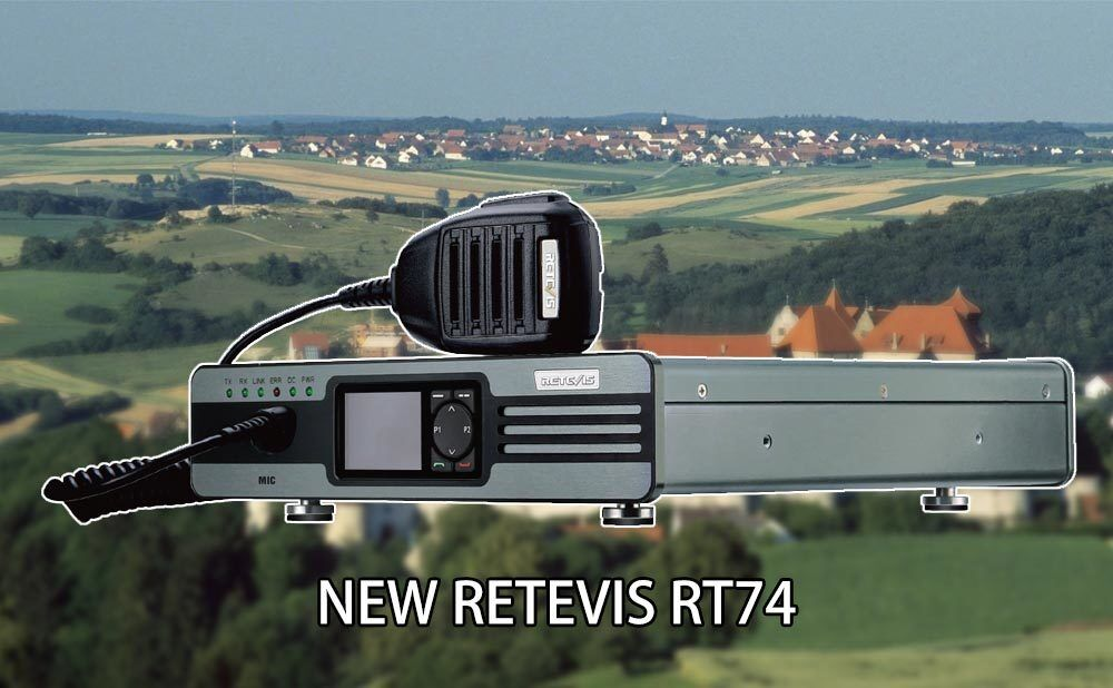 Retevis RT74 ——Super Portable SFR Repeater