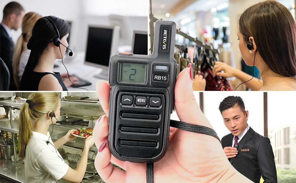 Brazil License free version walkie-talkie RB15 is coming!