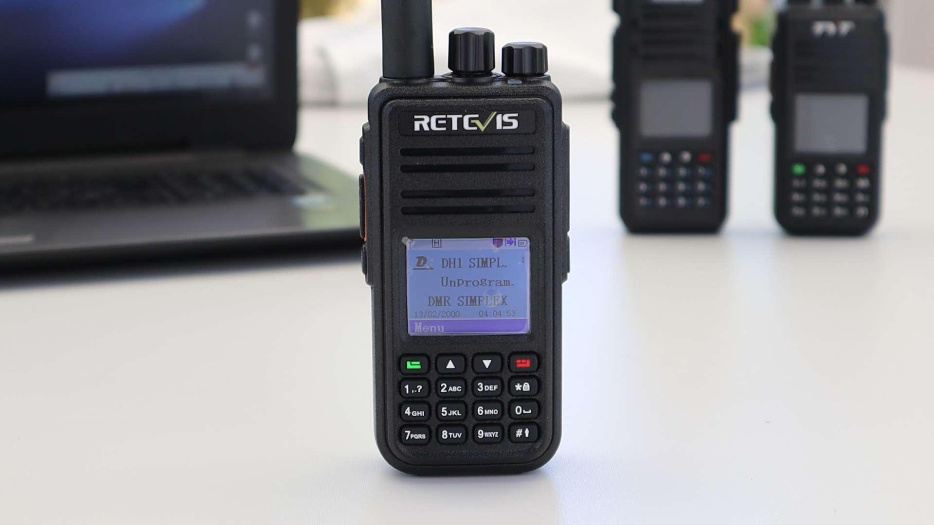 DMR Radio Retevis RT3S gives you more!