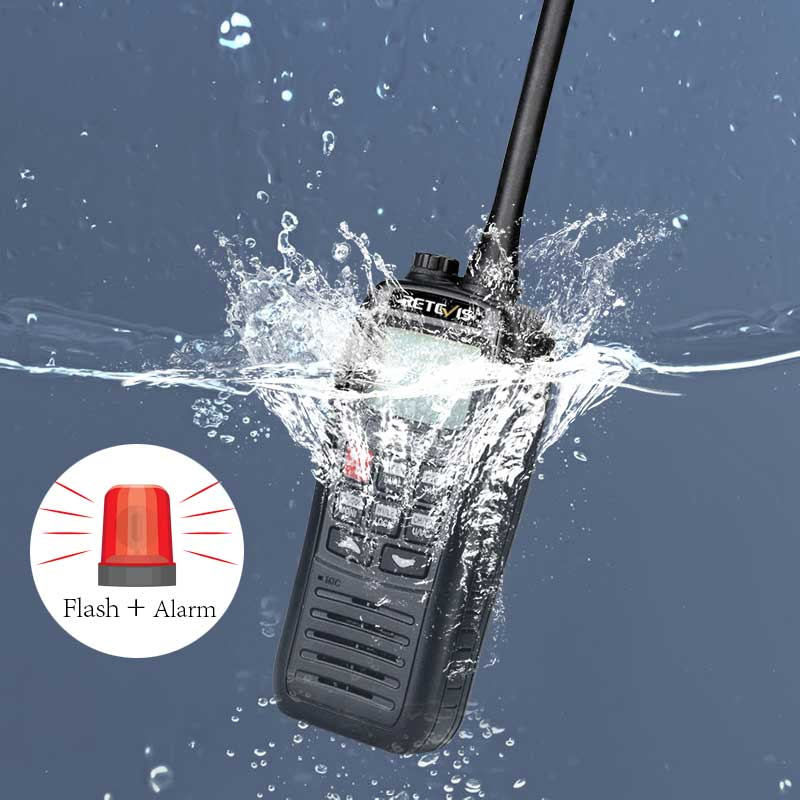 Marine radio for water use——Retevis RA26